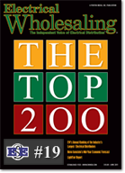 EES moves into the Top 20 ranked distributor in the nation, at #19 according to Electrical Wholesaling