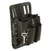 5164 - 8-Pocket Tool Pouch Slotted - Klein Tools